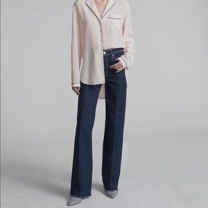 Rag & Bone Derby Jeans Women SZ 24 Rinse Wash NWT